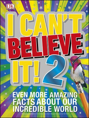 cover image of I Can't Believe it! 2