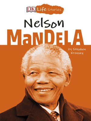cover image of DK Life Stories Nelson Mandela