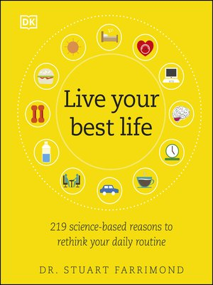 cover image of Live Your Best Life