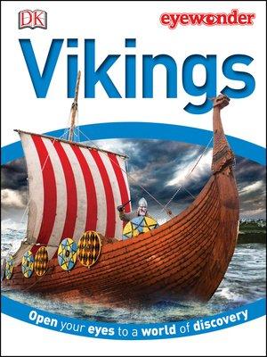 cover image of Eye Wonder - Vikings