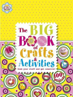 cover image of The Big Book of Crafts and Activities