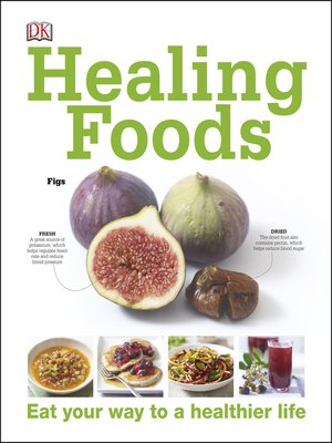 cover image of Healing Foods