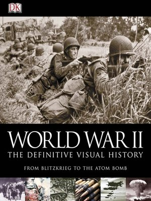 cover image of The Definitive Visual History