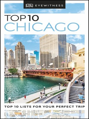 cover image of DK Eyewitness Top 10 Chicago