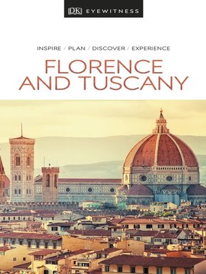 cover image of DK Eyewitness Travel Guide Florence and Tuscany