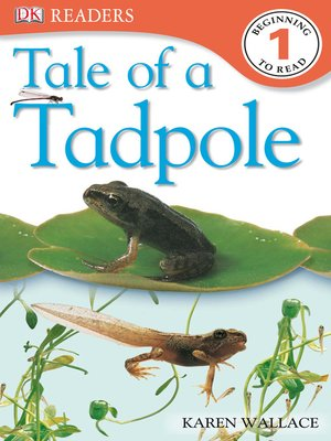 cover image of Tale of a Tadpole