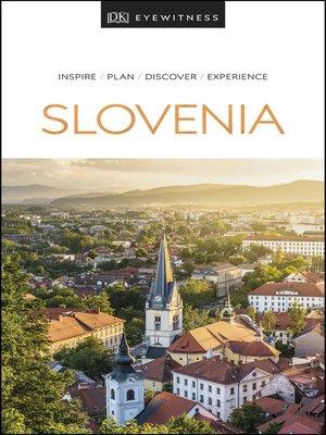 cover image of DK Eyewitness Slovenia