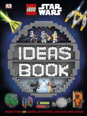 cover image of LEGO Star Wars Ideas Book