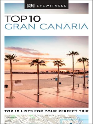cover image of DK Eyewitness Top 10 Gran Canaria