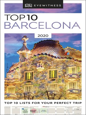 cover image of Top 10 Barcelona