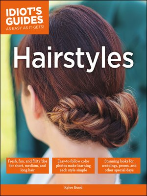 cover image of Idiot's Guides - Hairstyles
