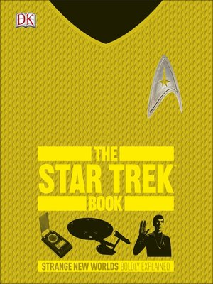 cover image of The Star Trek Book