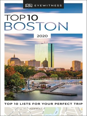 cover image of Top 10 Boston