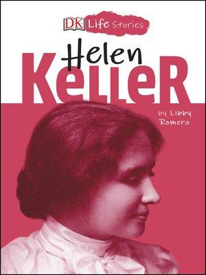 cover image of DK Life Stories Helen Keller