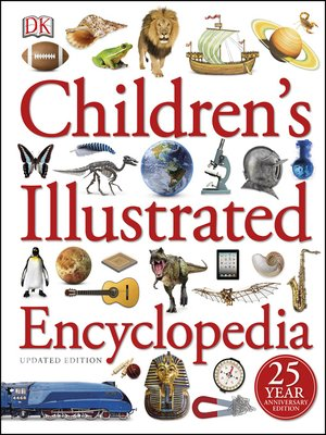 cover image of Children's Illustrated Encyclopedia
