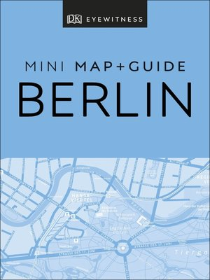 cover image of DK Eyewitness Berlin Mini Map and Guide