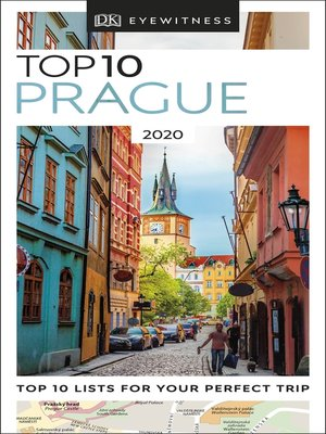 cover image of DK Eyewitness Top 10 Prague