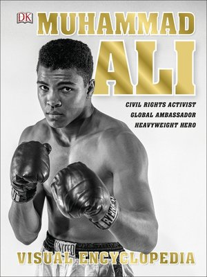cover image of Muhammad Ali Visual Encyclopedia