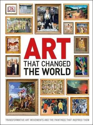 cover image of Art That Changed the World