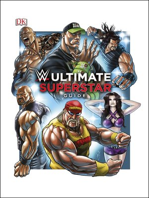 cover image of WWE Ultimate Superstar Guide