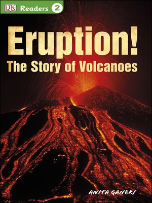cover image of The Story of Volcanoes