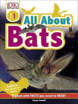 cover image of All About Bats: Explore the world of bats!