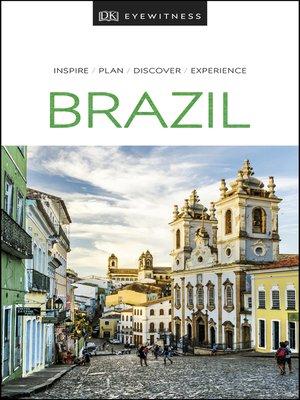 cover image of DK Eyewitness Brazil