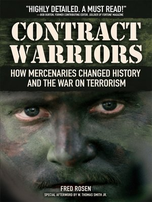 cover image of Contract Warriors