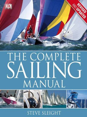 cover image of The Complete Sailing Manual