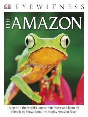 cover image of The Amazon