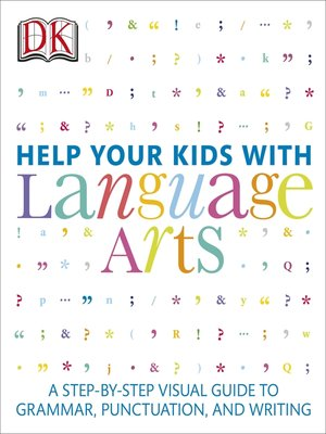 cover image of Help Your Kids with Language Arts