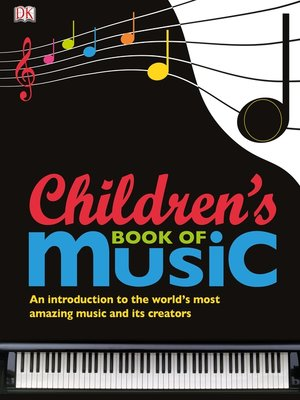 cover image of Children's Book of Music