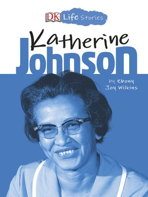 cover image of DK Life Stories Katherine Johnson