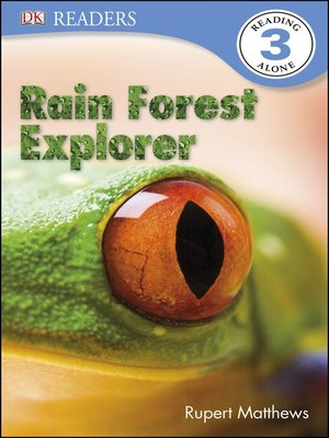 cover image of Rain Forest Explorer
