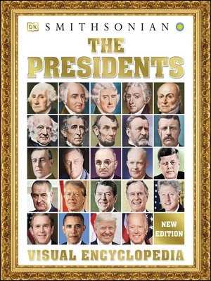 cover image of The Presidents Visual Encyclopedia