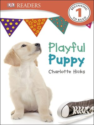 cover image of Playful Puppy