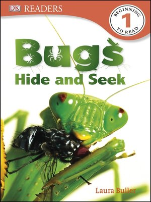 cover image of Bugs Hide and Seek