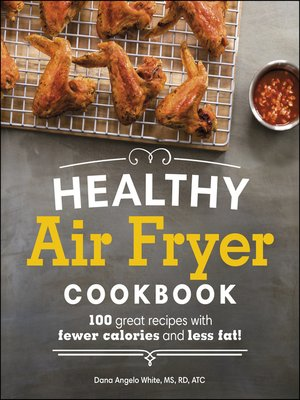 cover image of Healthy Air Fryer Cookbook