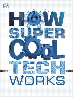 cover image of How Super Cool Tech Works
