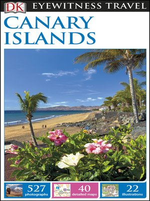 cover image of DK Eyewitness Travel Guide Canary Islands