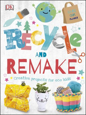 cover image of Recycle and Remake
