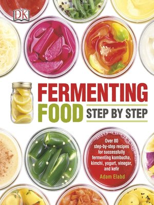 cover image of Fermenting Food Step by Step