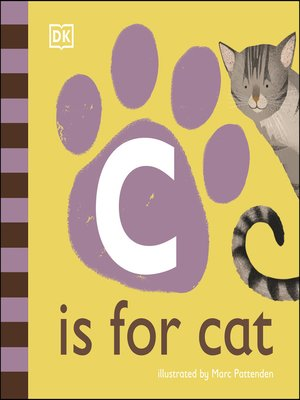 cover image of C is for Cat