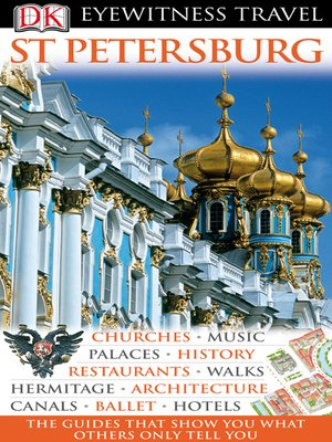 cover image of St. Petersburg