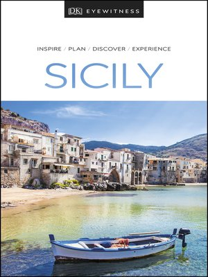 cover image of DK Eyewitness Sicily