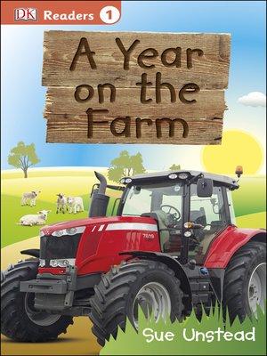 cover image of A Year on the Farm