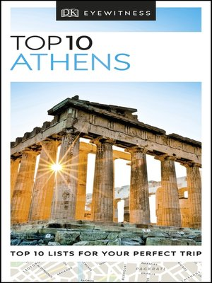 cover image of DK Eyewitness Top 10 Athens