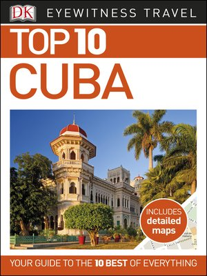 cover image of Top 10 Cuba