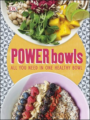 cover image of Power Bowls