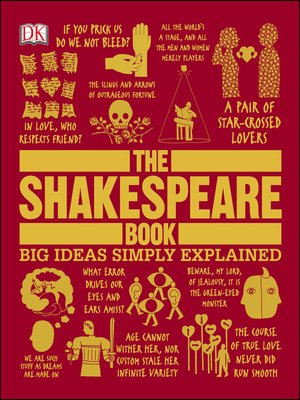 cover image of The Shakespeare Book